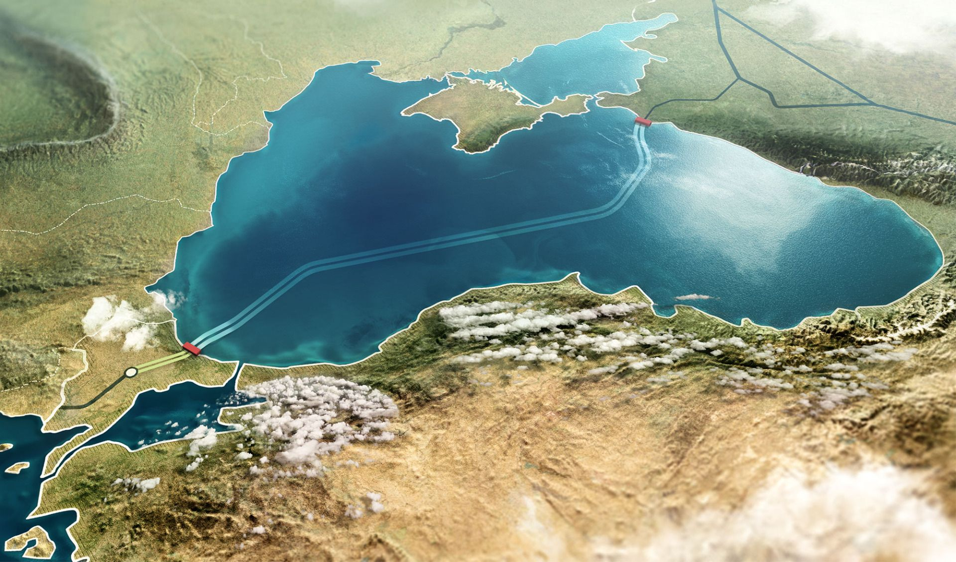 The TurkStream Project